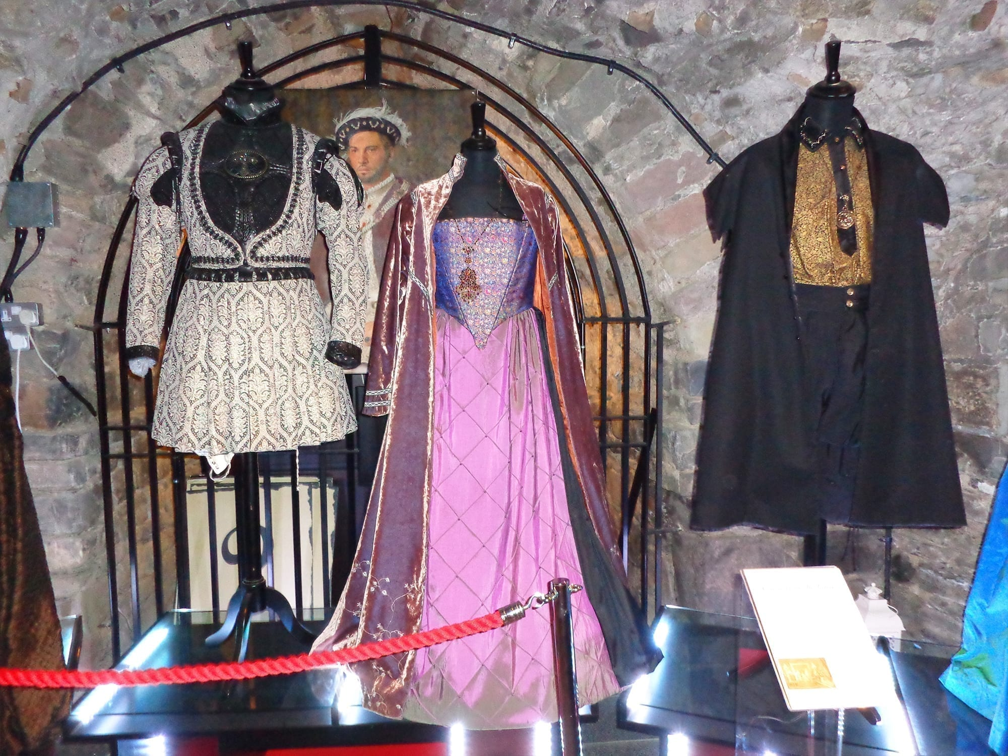 the tudors costumes christ church cathedral