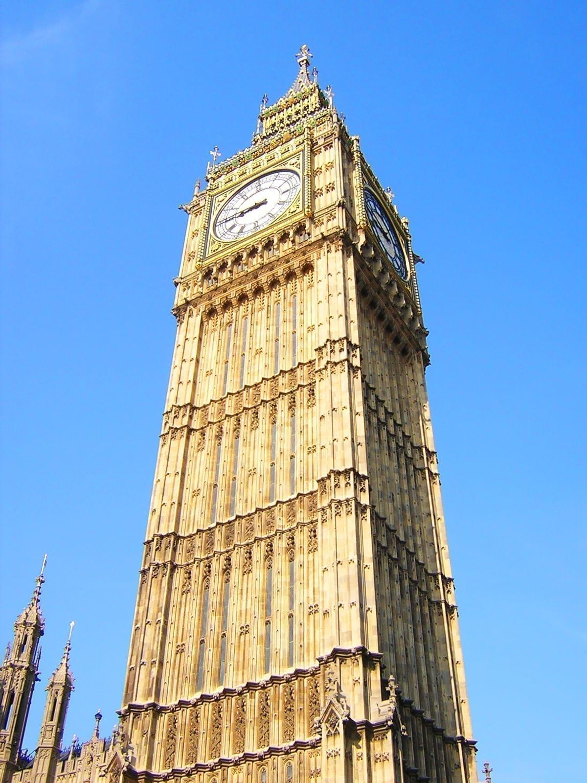 big ben london itinerary