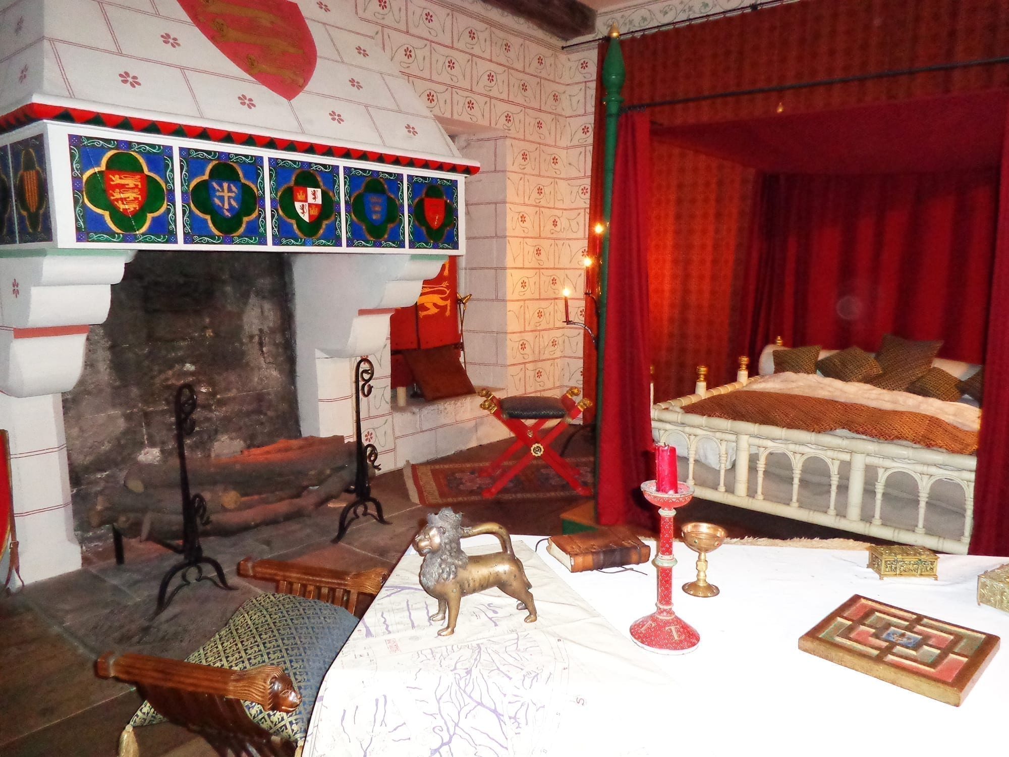 tower of london tour bedroom