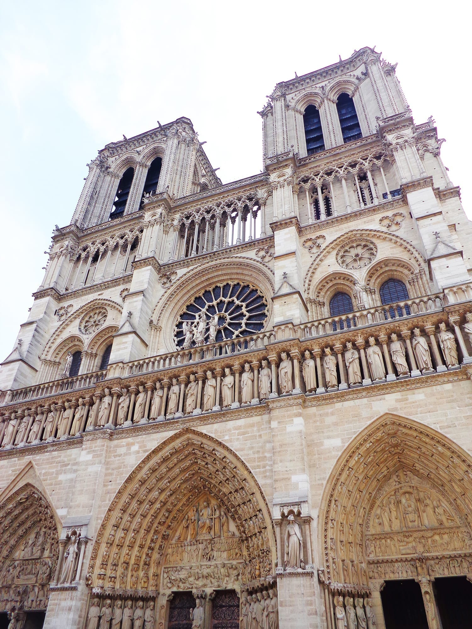 notre dame tower