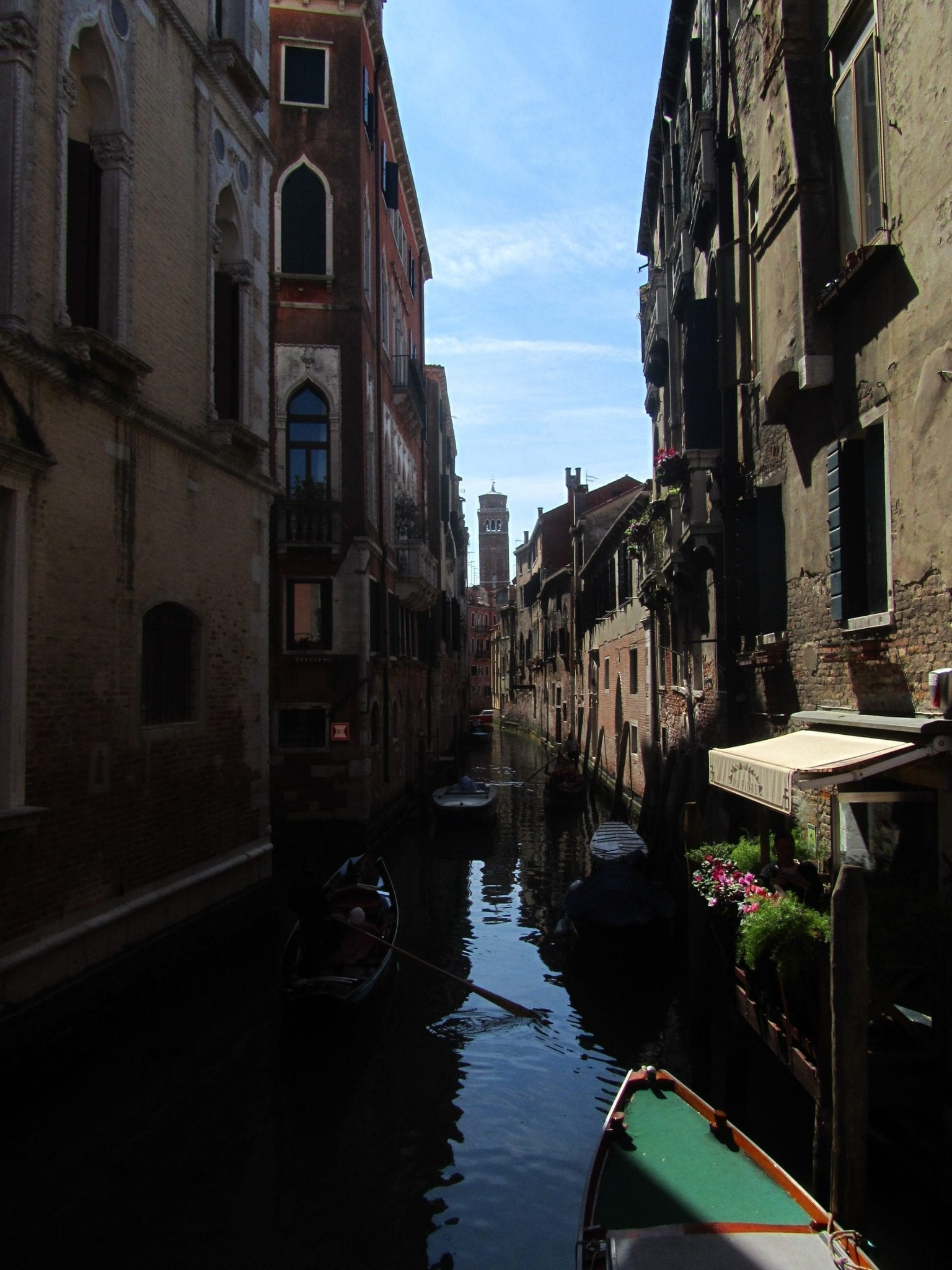 how much is a gondola ride in venice