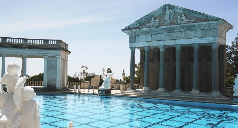 hearst castle history