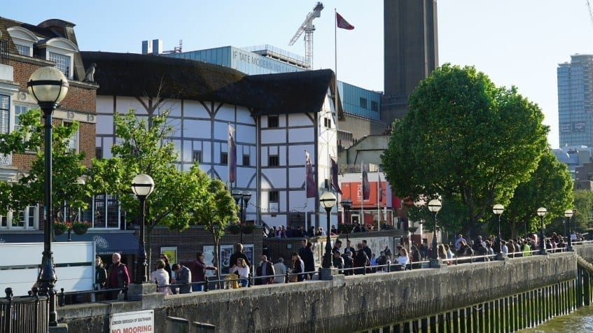 Shakespeare Globe Tickets london