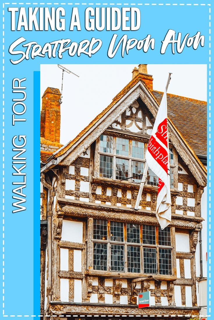 stratford upon avon tour