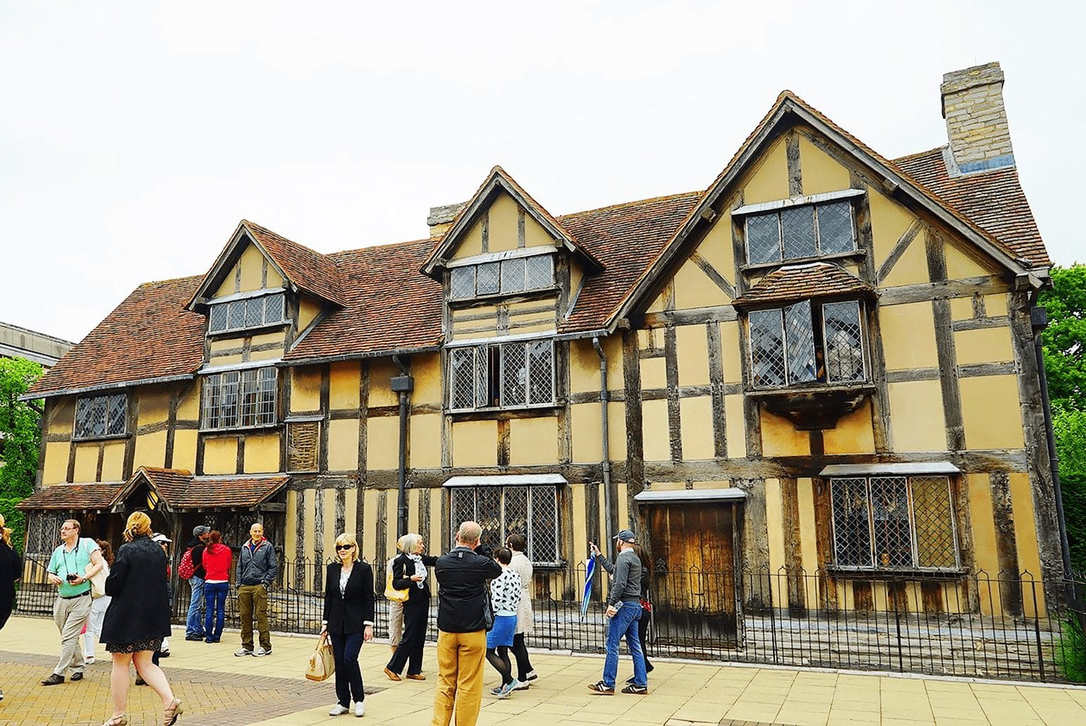 stratford upon avon walking tour