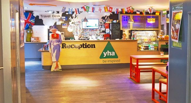 YHA London Central Hostel