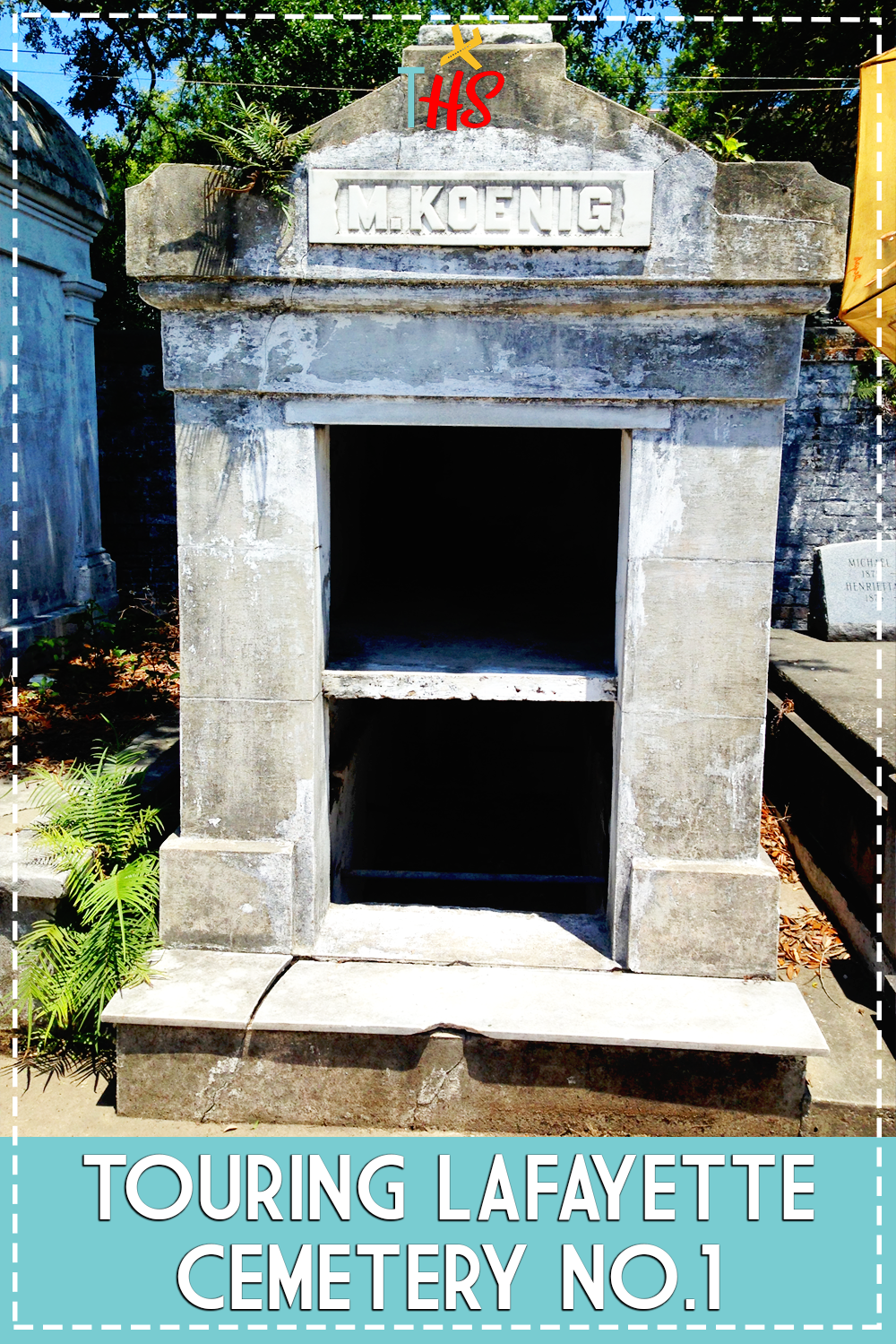 nola cemetery tours