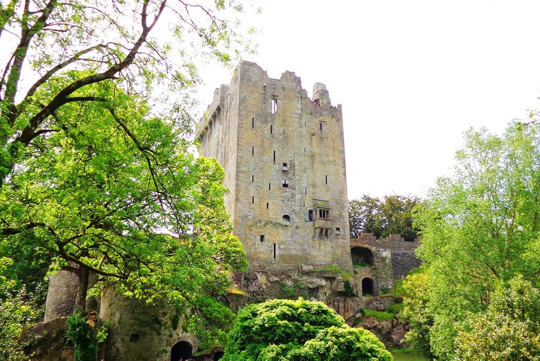 ireland's blarney castle