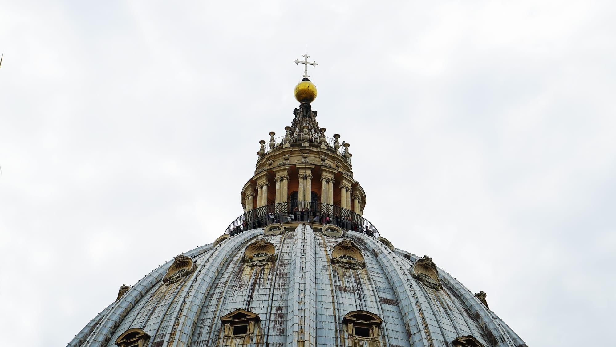 St Peter's Basilica Dome Stairs
