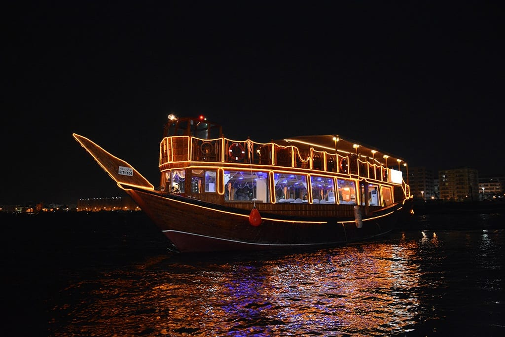Dhow Cruise Experience