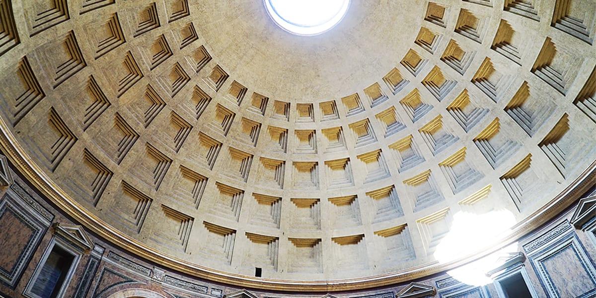 Visiting the Roman Pantheon