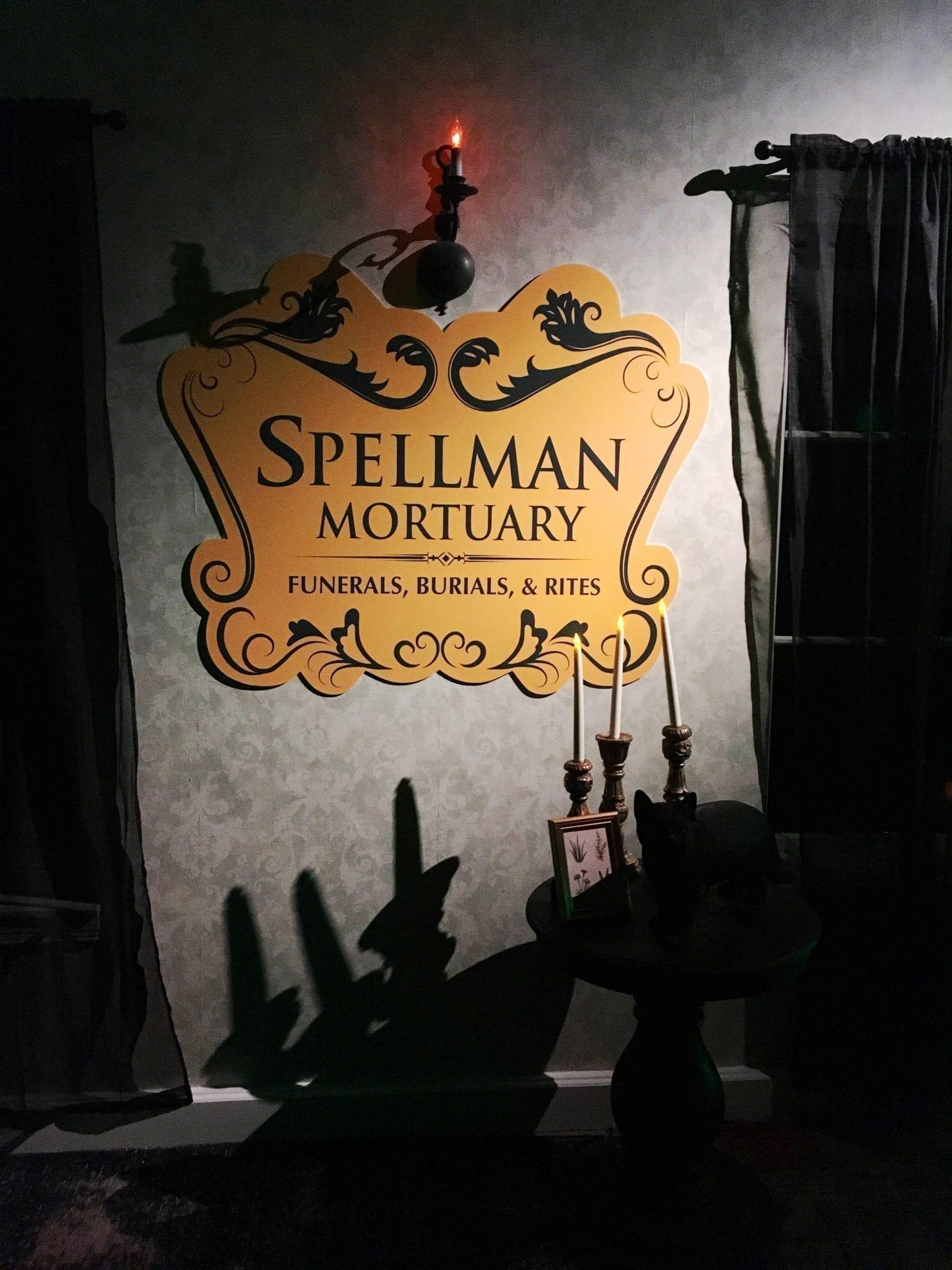 Spellman House