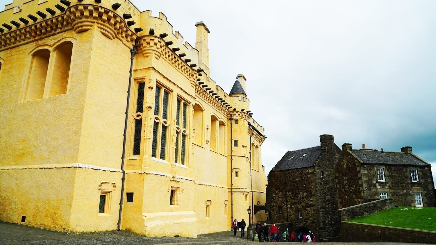 Stirling Castle Great Hall