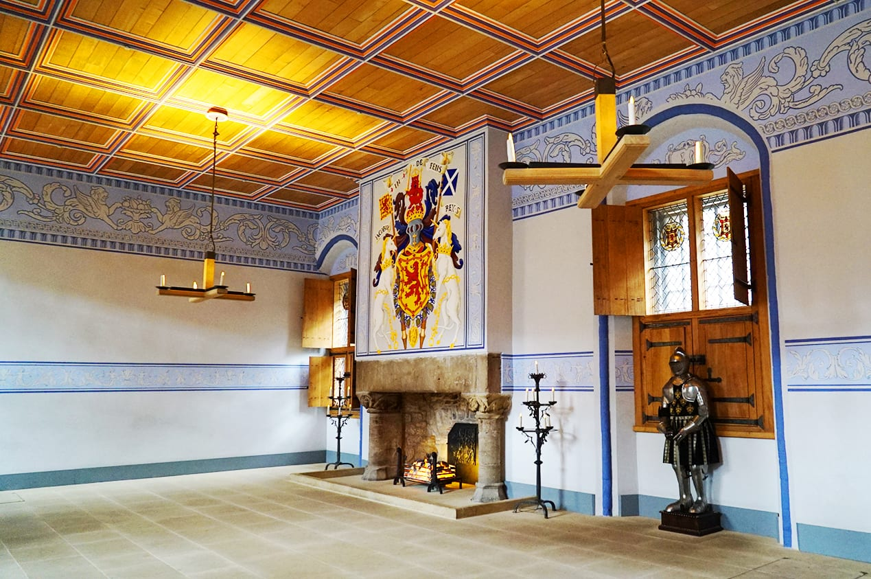 Stirling Castle History