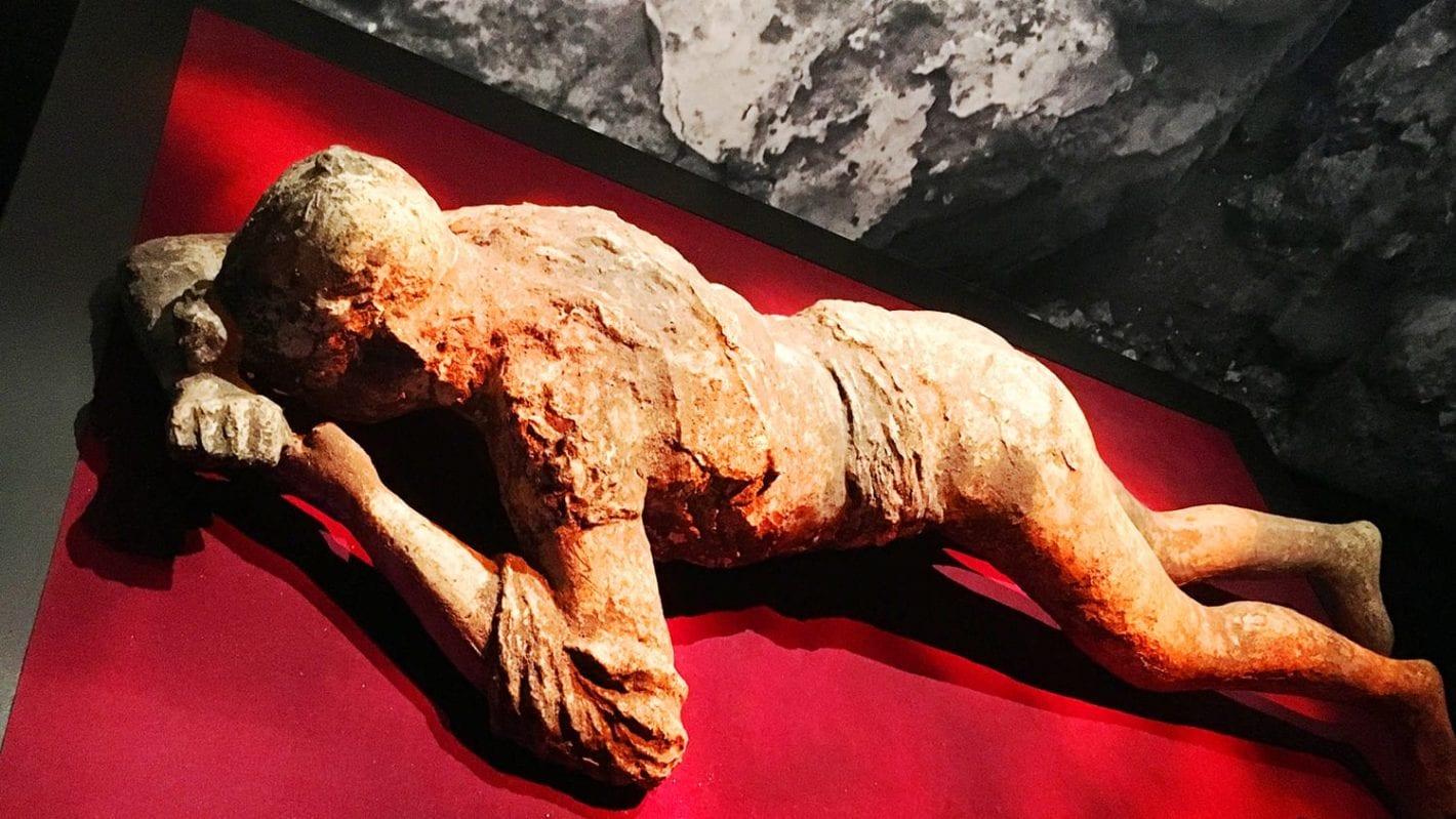 Pompeii The Exhibition