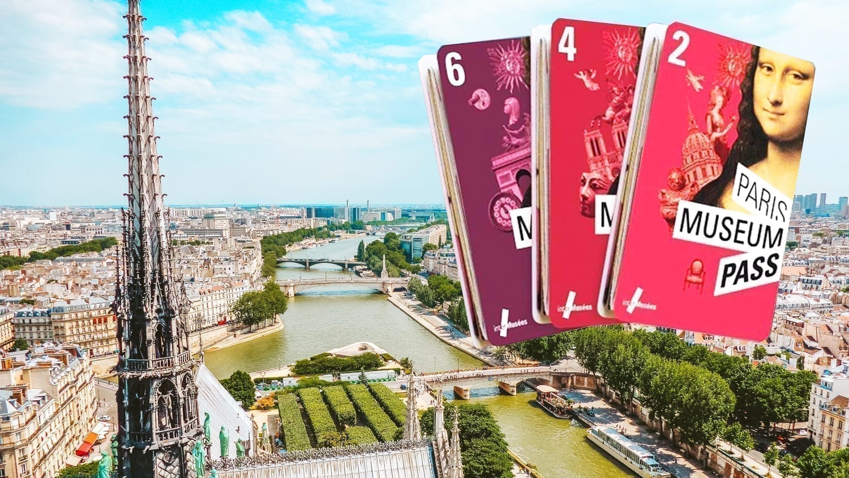 paris museum pass skip the line