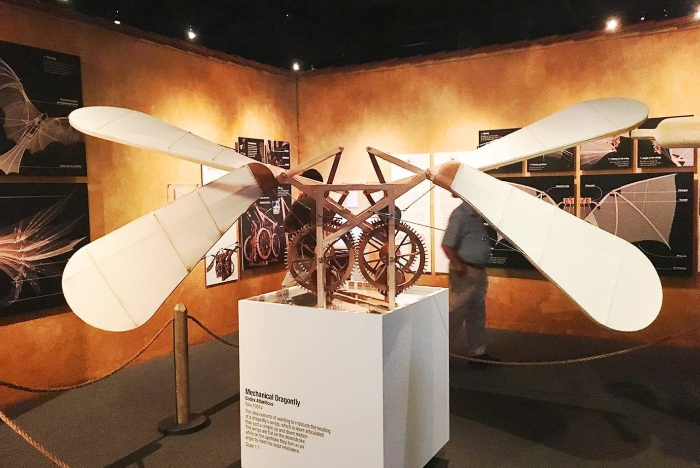 da vinci machines exhibit