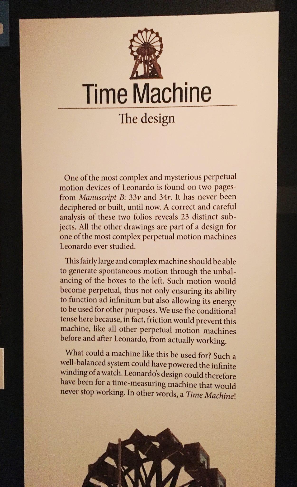 Leonardo Da Vinci Museum Tickets