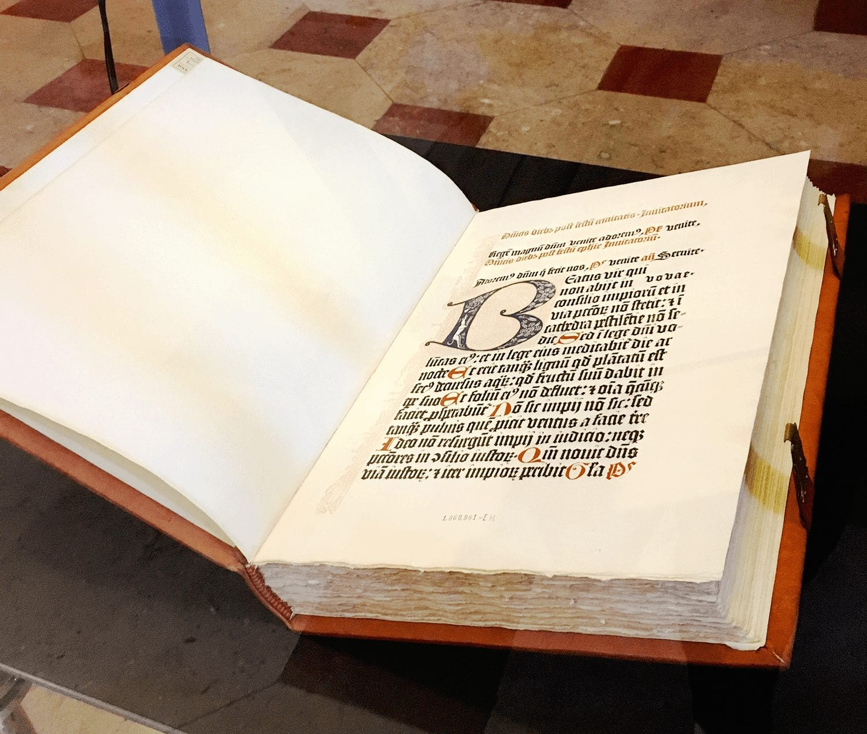 1457 Mainz Psalter