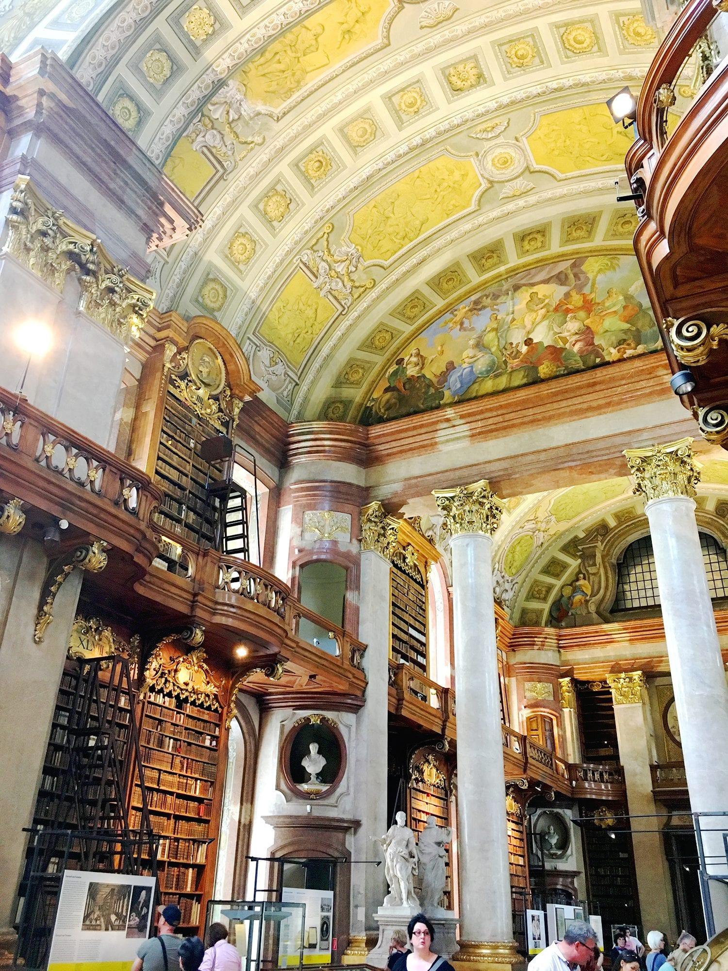 Austrian National Library Entrance Fee