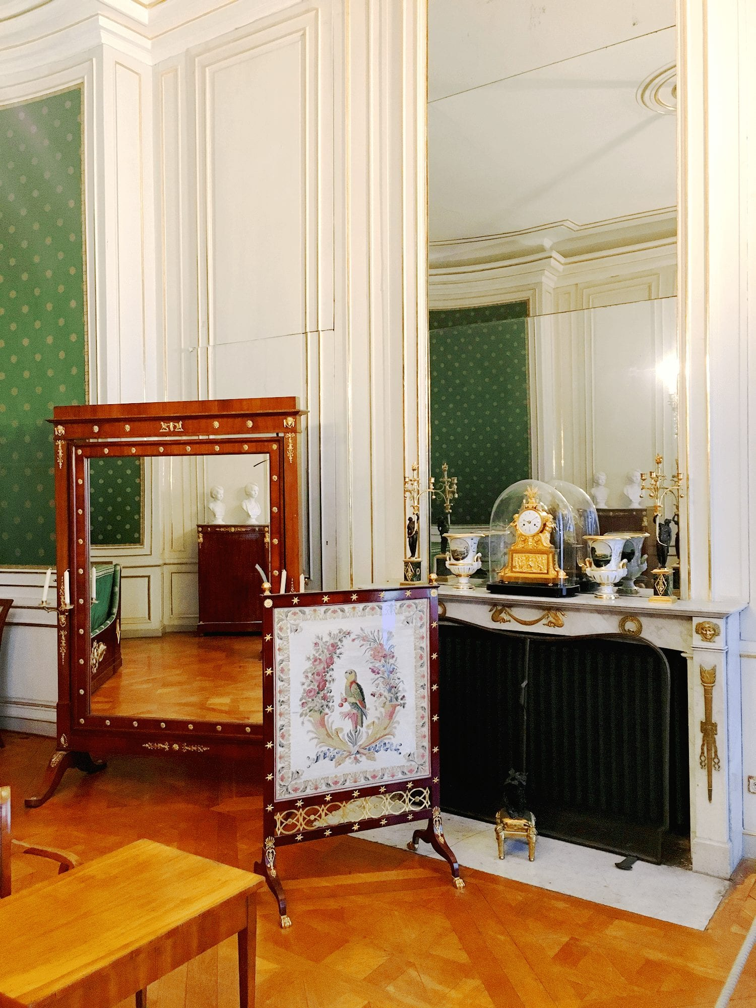 The Queen's Bedchamber: Birthplace of King Ludwig II