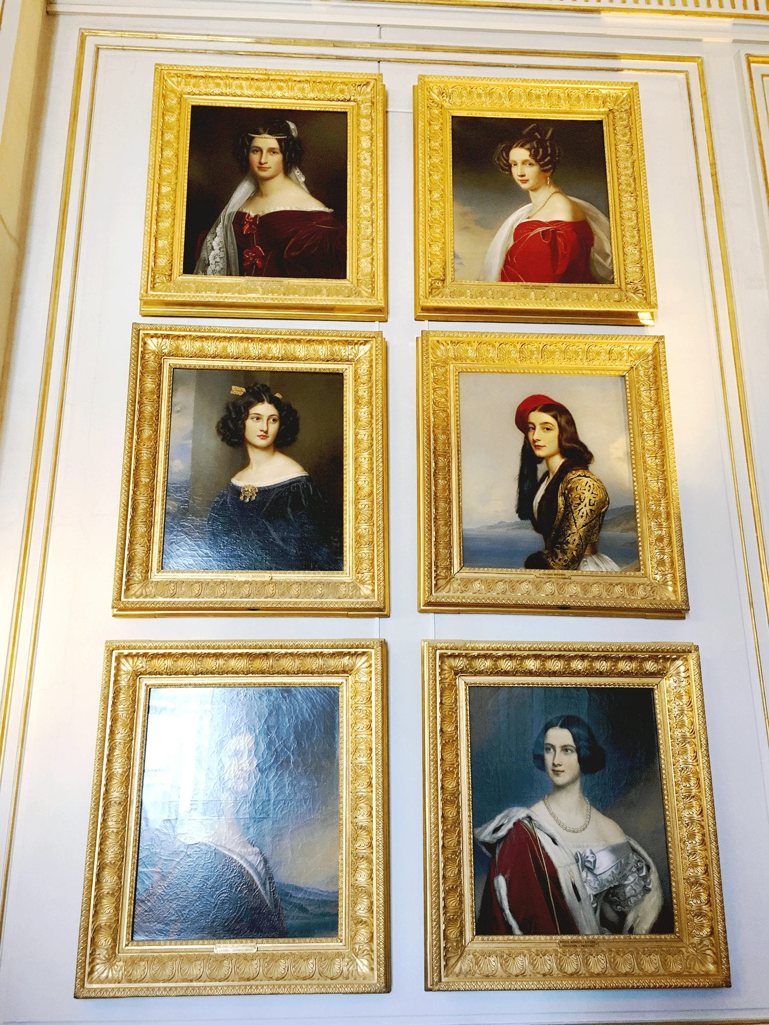 King Ludwig I's Gallery of Beauties
