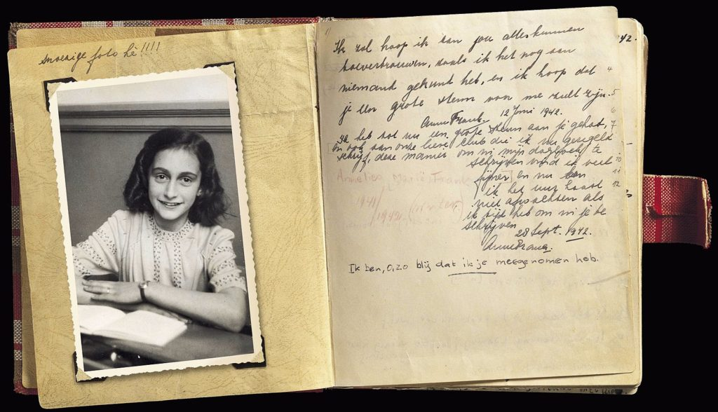 anne frank google maps virtual tour