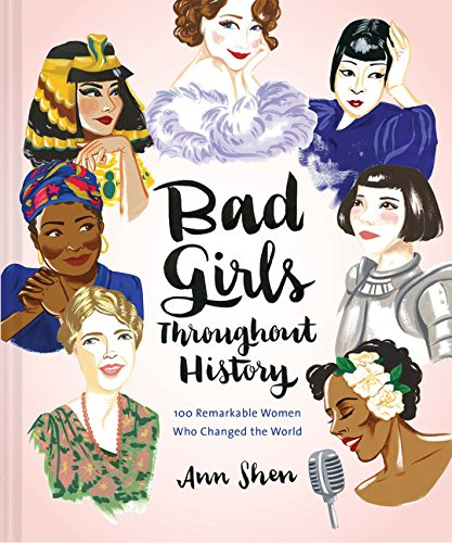 bad girls throughout history women in history book
