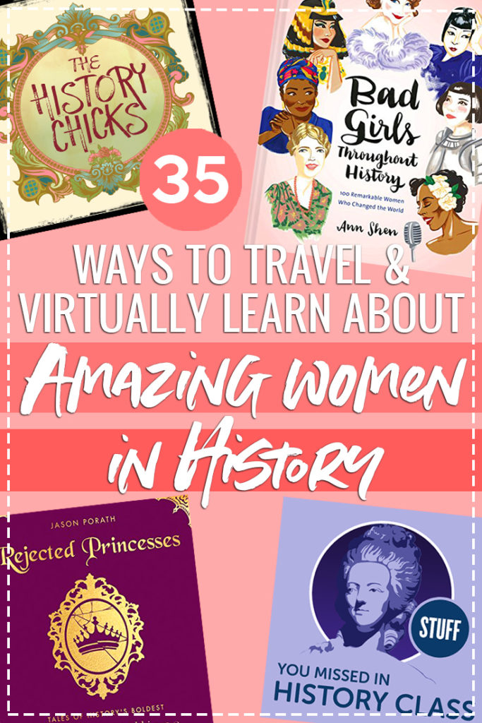 amazing women in history