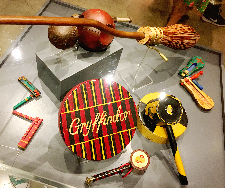 quidditch warner bros studio tour harry potter