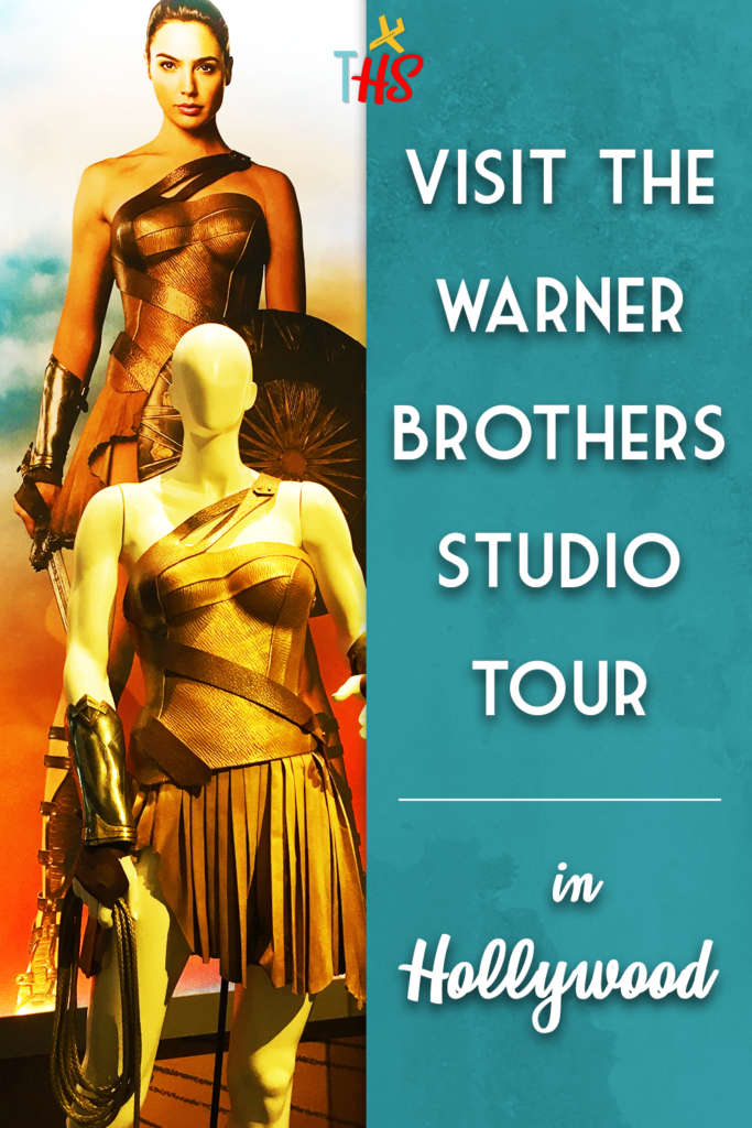 warner brothers studio tour hollywood
